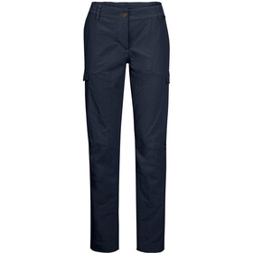 Jack Wolfskin Lakeside Pantalon Femme, midnight blue